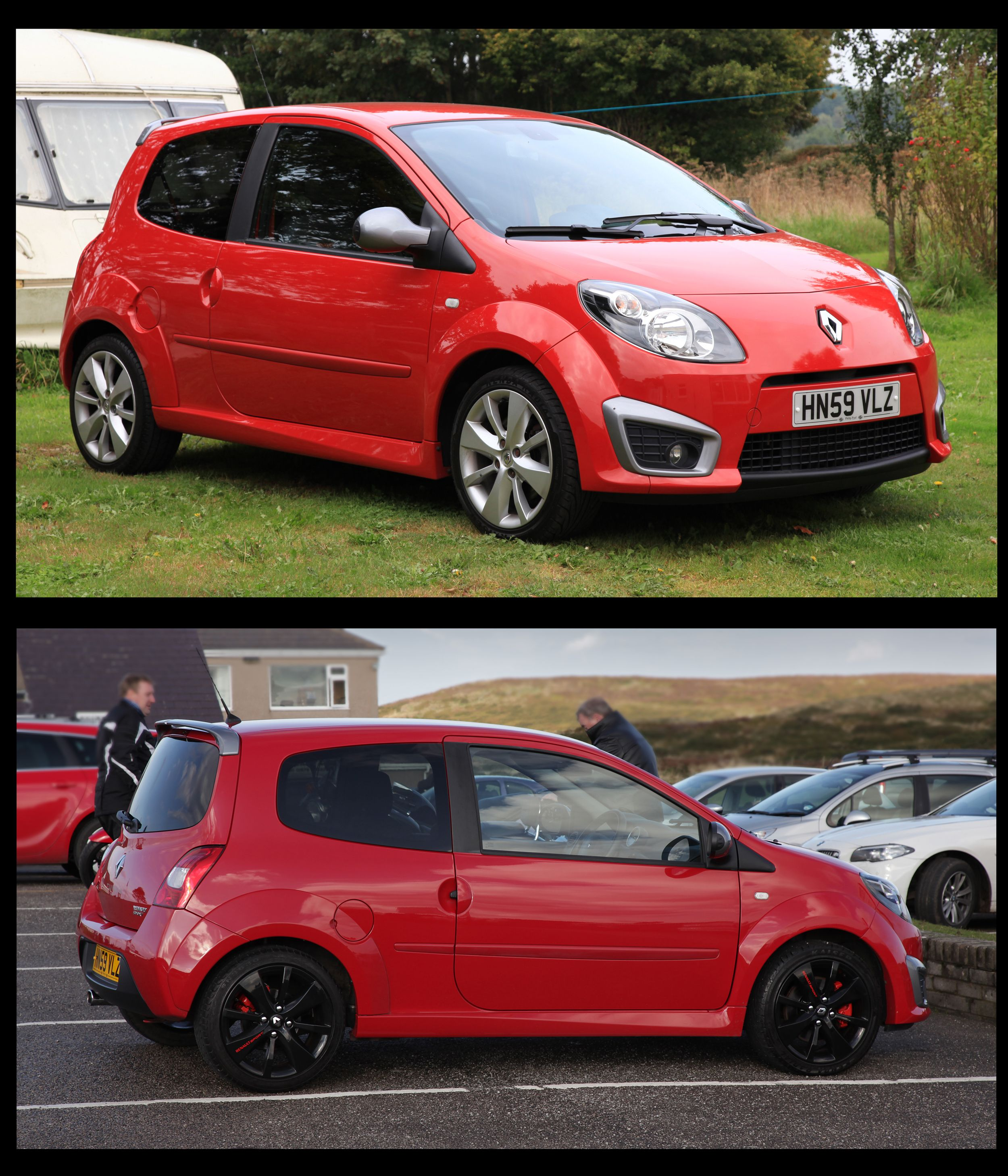 Renault Sport Twingo About 50 Worth Of Spray Paint And Some