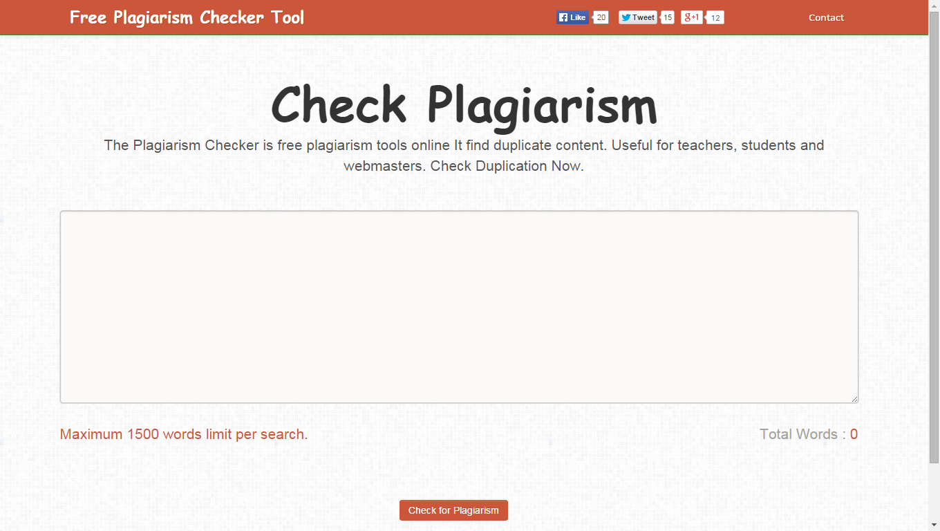 best essay plagiarism checker Use the best plagiarism checker thousands of modern students use various sources to deal with some university tasks the procedure is simple a user makes a request, pays and waits for papers to be written.