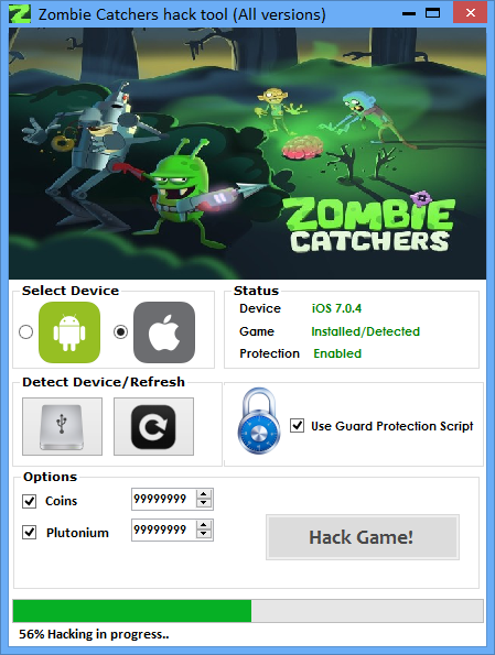 Zombie Catchers Cheats Trick To Get Plutonium And Coins Gamerz