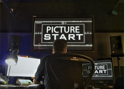 Rian Johnson Shares Photo From the 'Episode VIII' Edit Bay