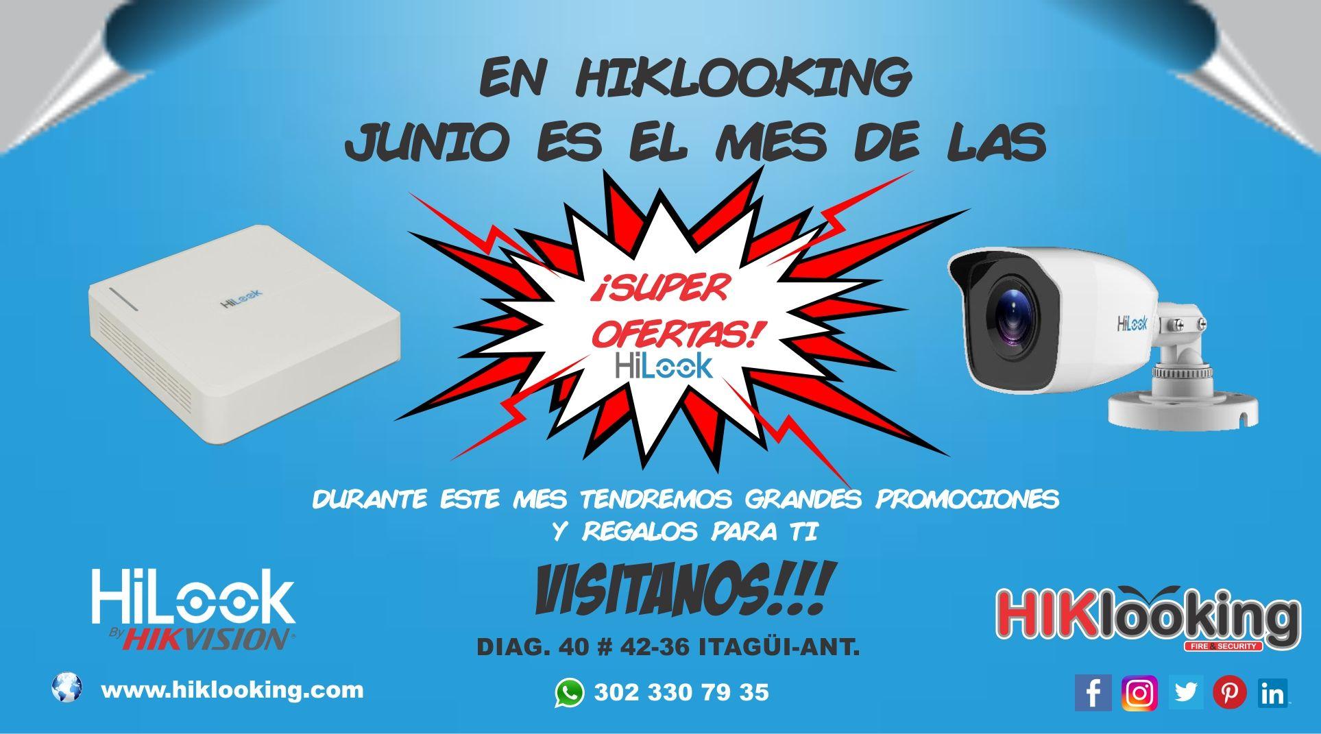 6e11447041b24 Visitanos durante el mes de junio y conoce las ofertas de Hilook y los  regalos que
