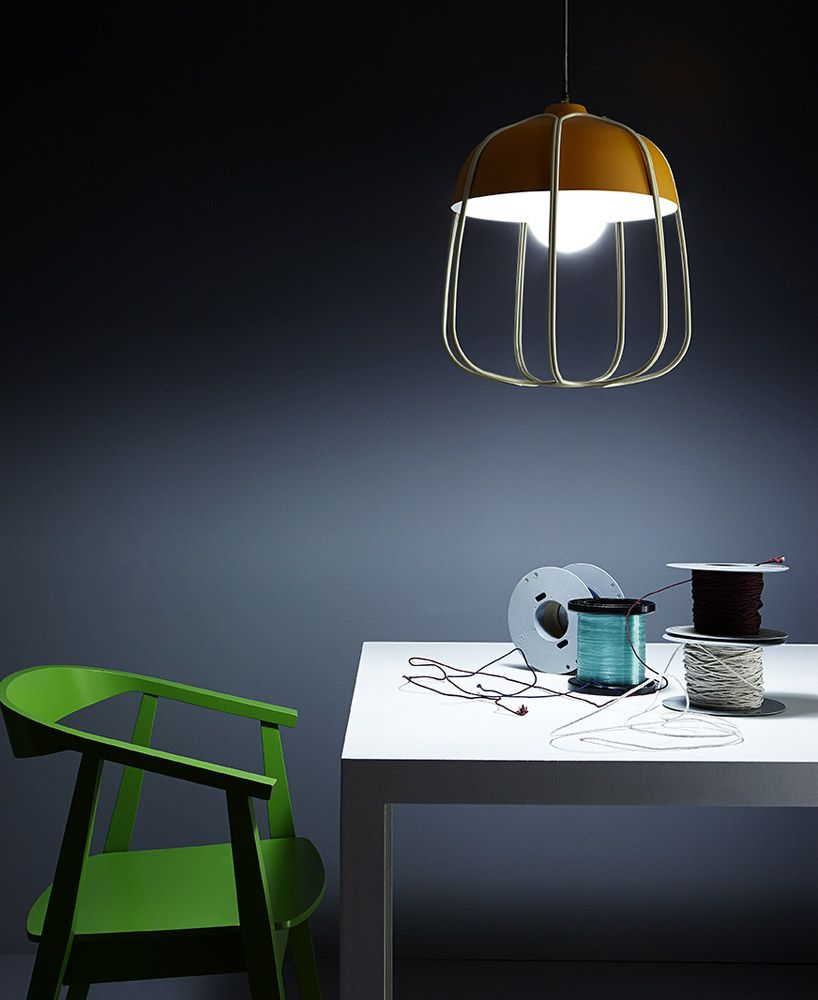 Tull - Modeled from Workshop Lamps