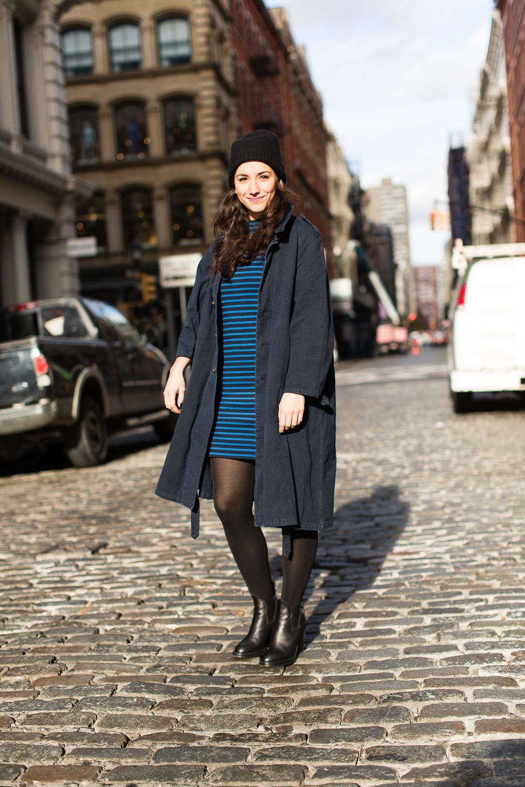 Unexpected street style looks we love