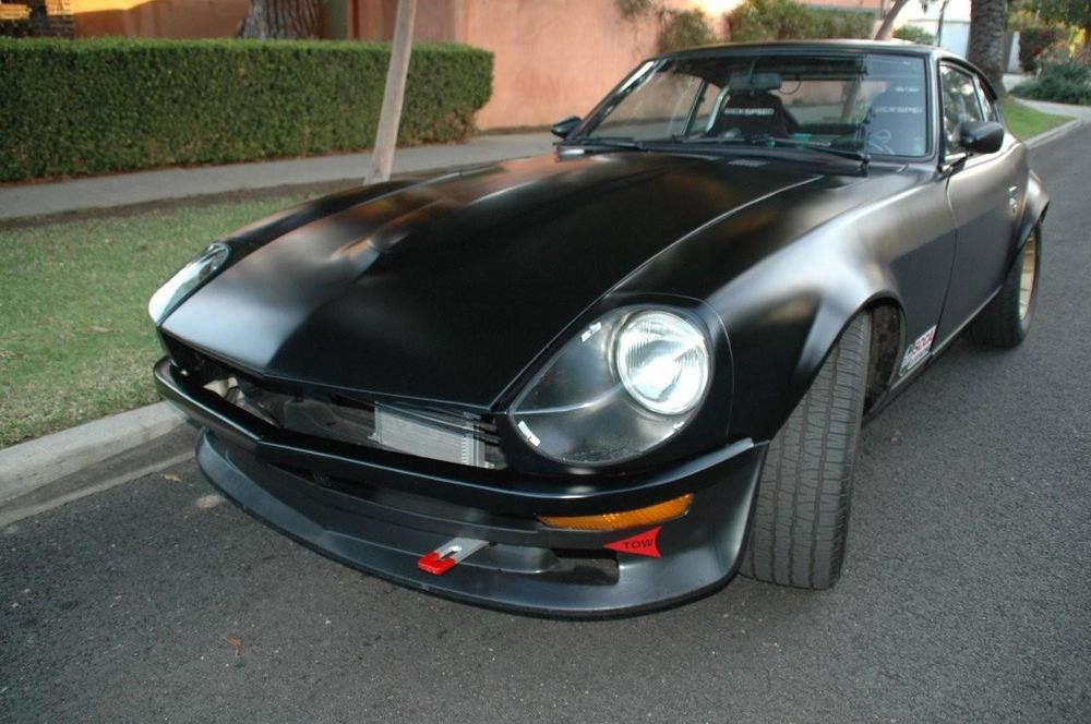 AWESOME  Custom  240z 240 Z Cool  Vintage Classic  JDM EXCELLENT TRADE ?