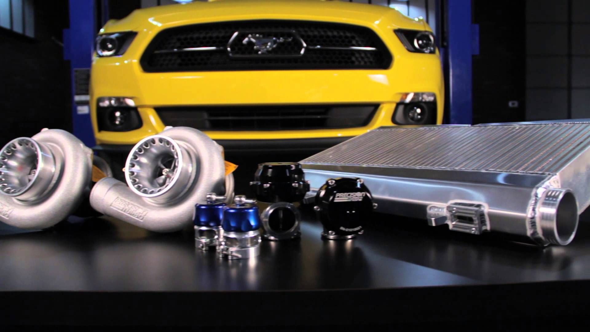 New 2015 Mustang GT Hellion Twin Turbo Kit! | CARS