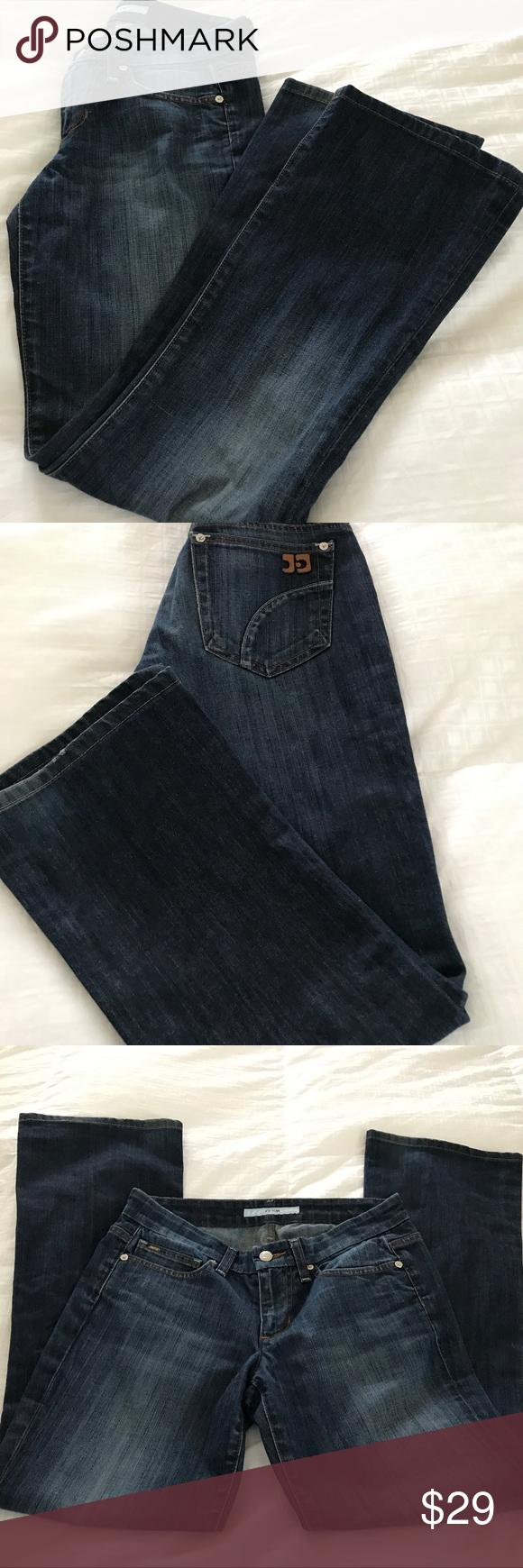 Joe's jeans bootcut rocker