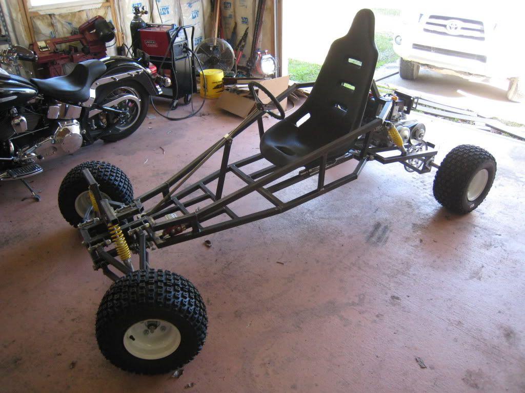 Arachnid Build in NOLA - Page 5 - DIY Go Kart Forum | carts ...