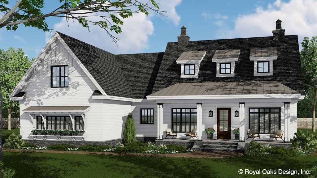Goose Creek House Plan Electronic CAD