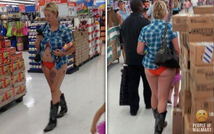 Walmart Dress Bloopers