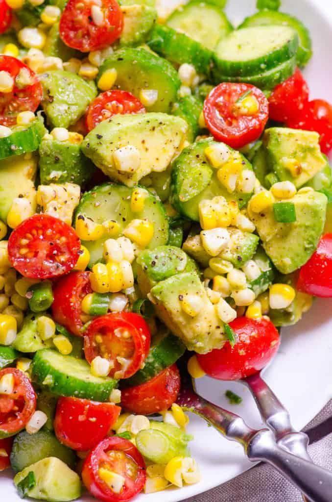 Avocado Salad Recipe Tasty