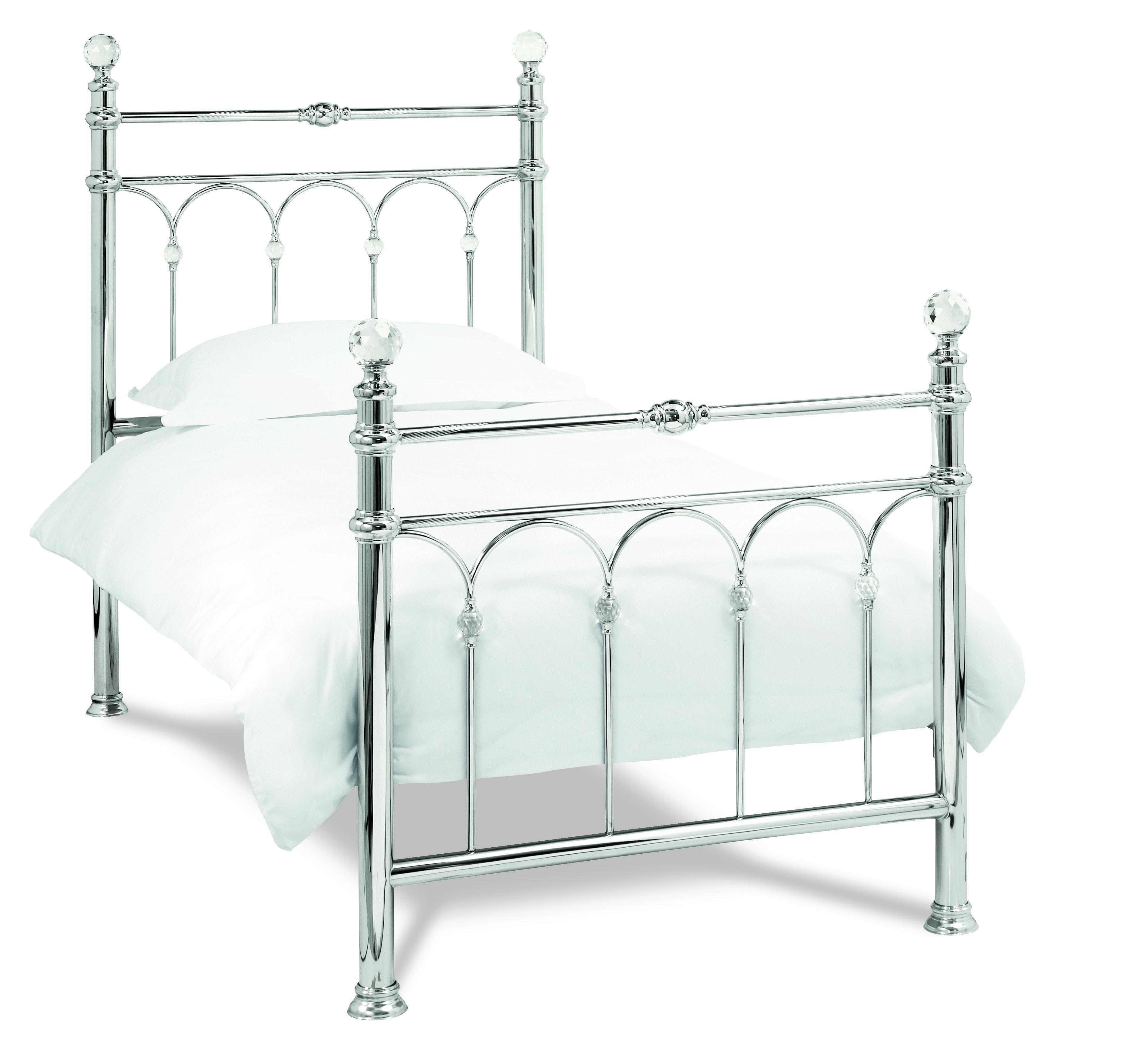Super Metalen Bed Ikea DV-61