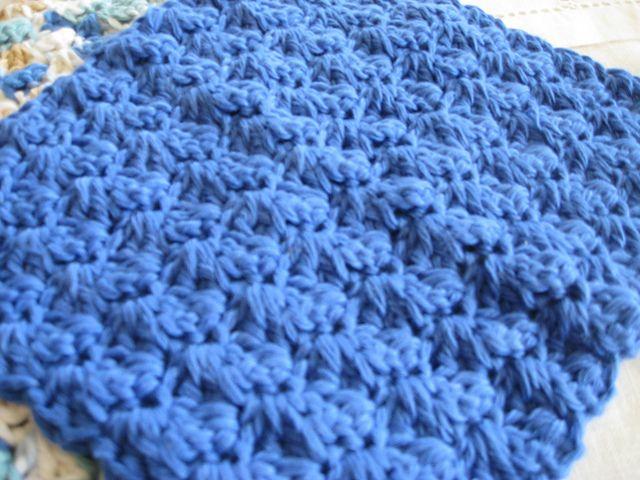 Washcloths & Scrubbies pattern by Maria Bittner | Pinterest ...