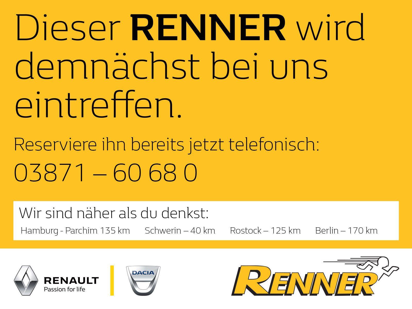 Renault Trafic dCi125 Combi 8-Sitzer Bus *für Familie* | RENNER - Renault und Dacia in Parchim #mercedesamg