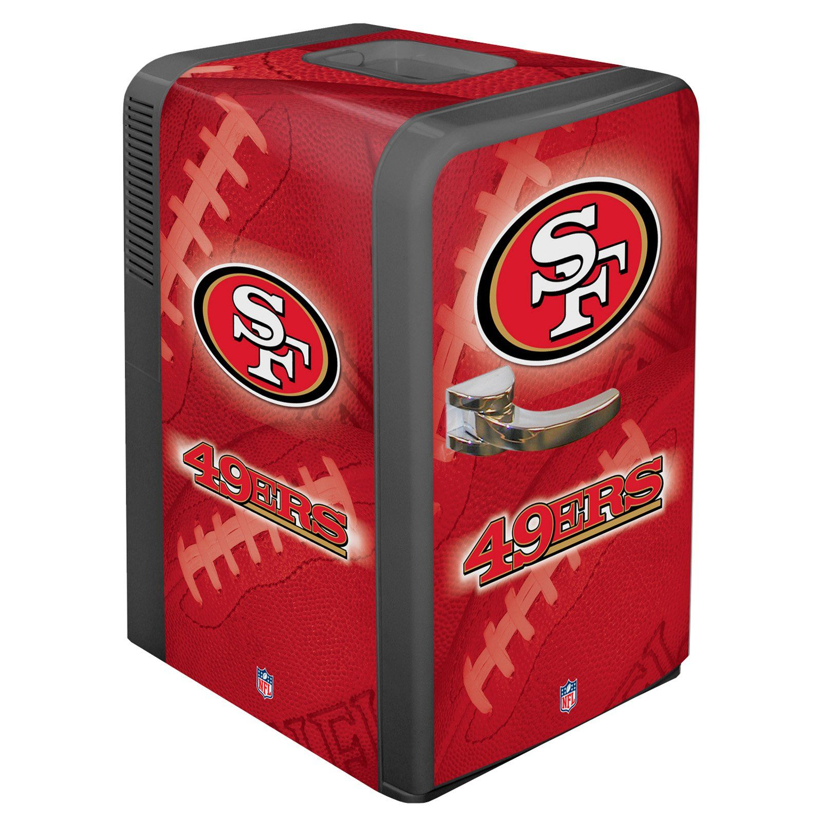 Game coolers portable - San Francisco Portable Party Hot Cold Fridge From Team Sports Click Now To Shop Nfl Game Day Coolers Ice Chests Warming Ovens
