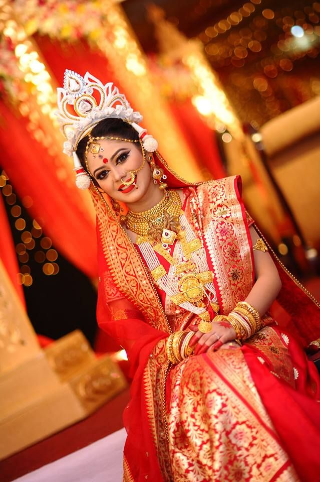 Traditional hindu bride images of wedding