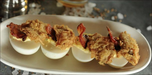 Liberty Kitchen Deviled Eggs With Images Recipes Deviled Eggs