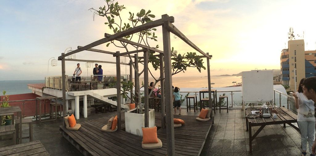 Balin Roof Garden Bar Bistro Sandakan Roof Garden Rooftop Garden Garden Bar