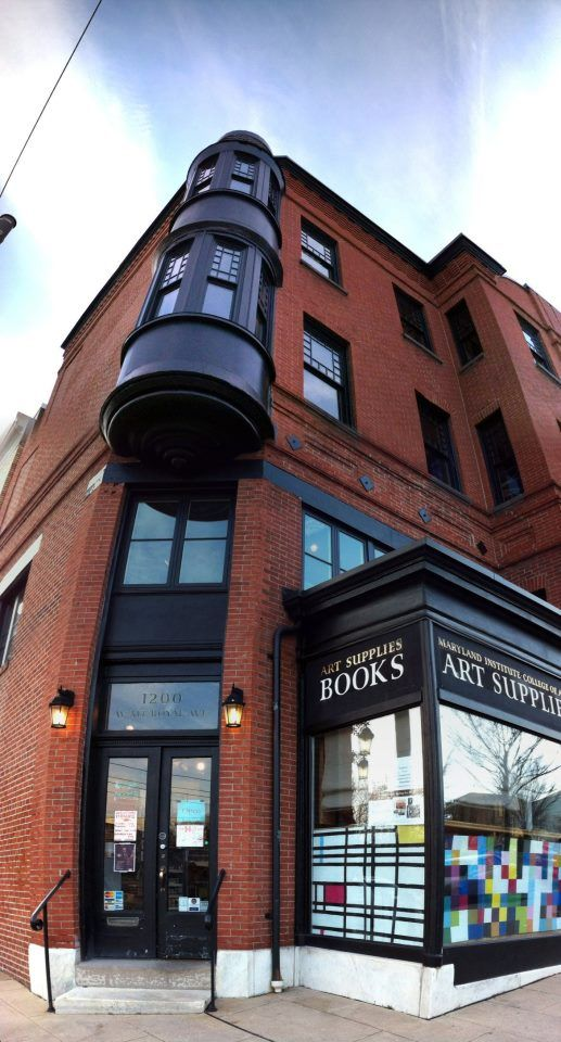 Get Books At The Maryland Institute College Of Art Book Store - best of letter of good standing maryland