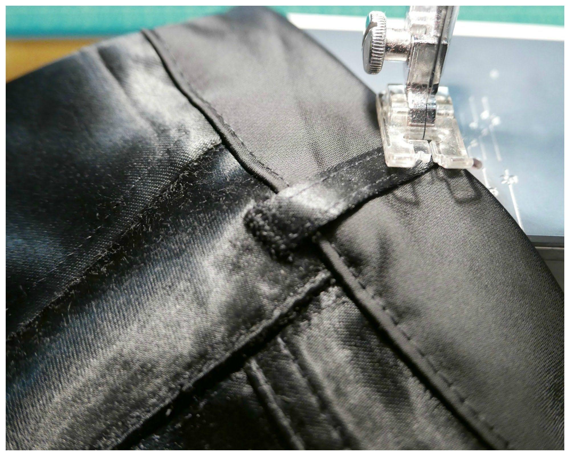 Image result for Cómo Aumentar la Cintura de un Pantalón