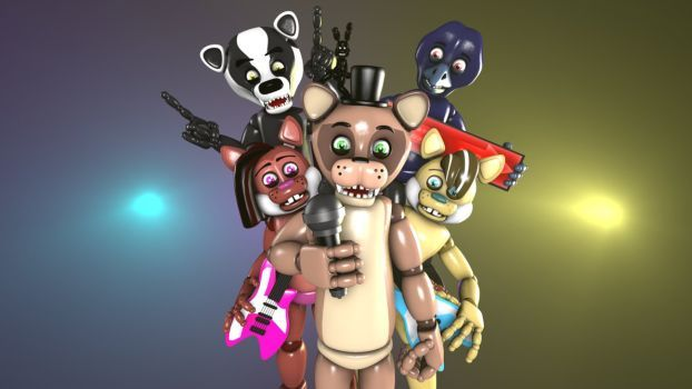 popgoes - DeviantArt | Five nights at Freddy's | Fnaf, Five