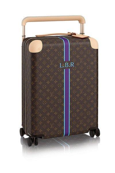 dcd7d37fb544 Louis Vuitton Horizon 55 Mon Monogram carry-on case - Personalized  Accessories