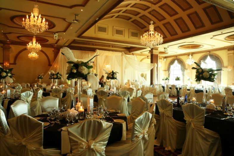 Cool Outdoor Wedding Venues Across Canada: The Royal Ambassador , Caledon, Ontario Offers Two Large