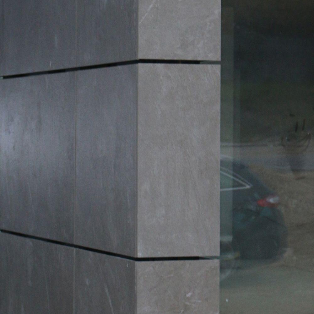 Cerashield Neo Fassadenplatten Als Wetterschutz Fur Eine Wand In