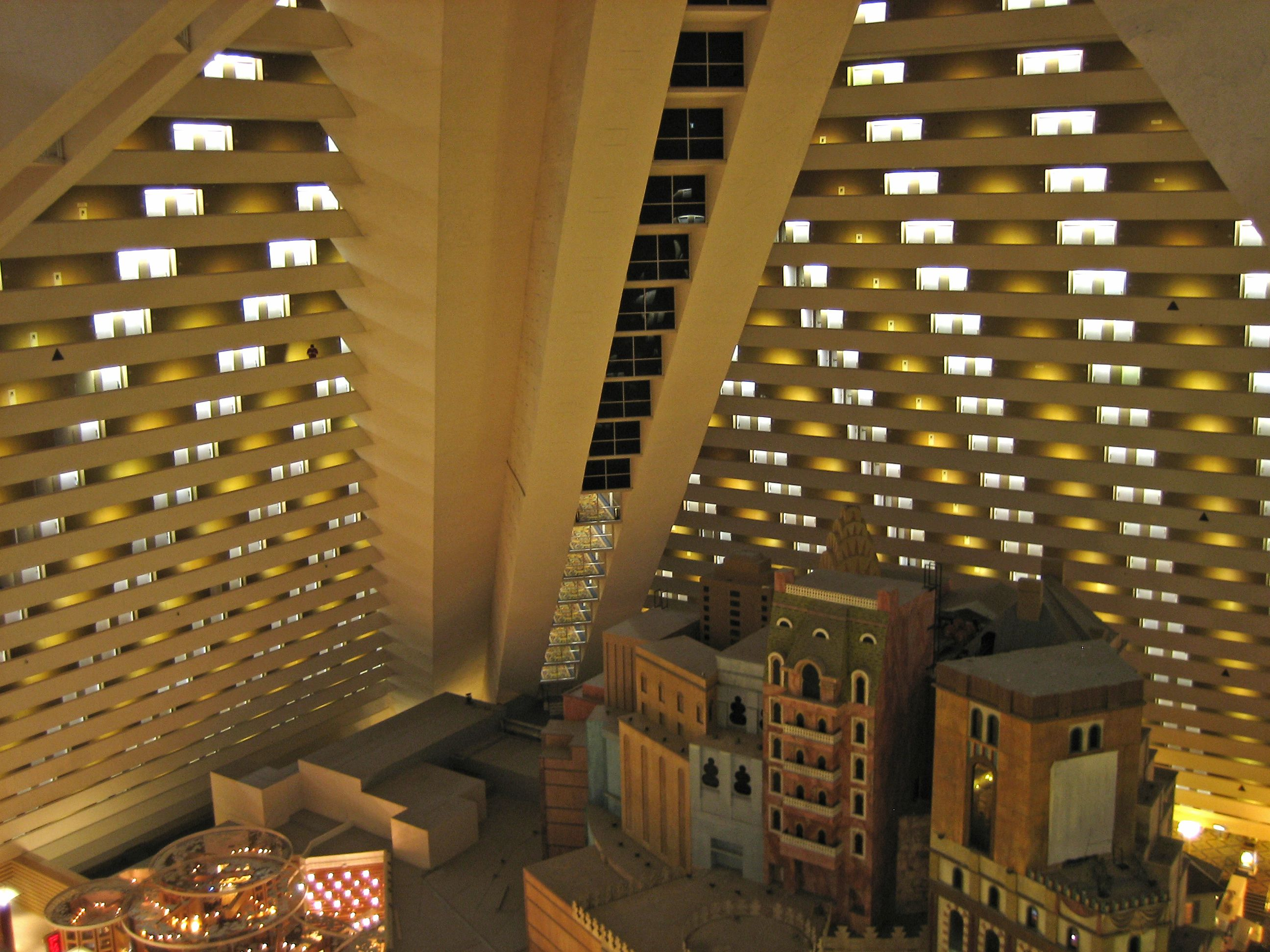 Inspired By Ancient Egypt Luxor Las Vegas Nevada The Second Largest