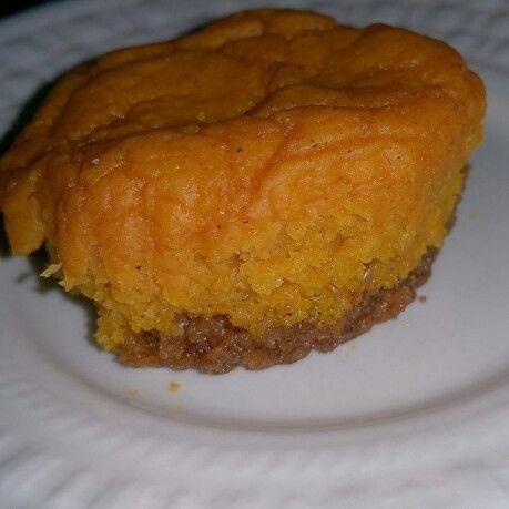 Mini Sweet Potato Pie With Graham Cracker Crust Noms Potato