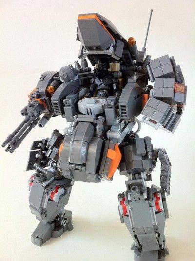 LEGO Biped Mech