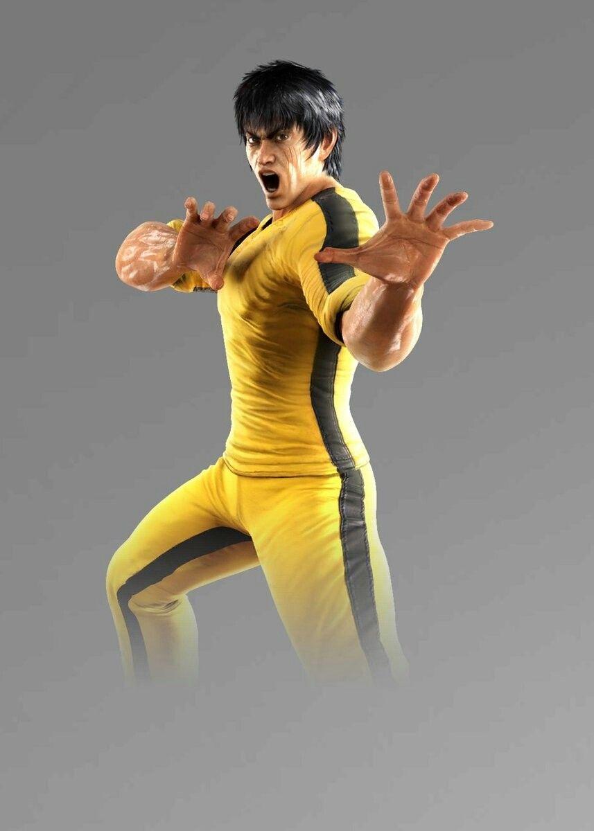 Marshall Law Tekken Mobile Bandai Namco Entertainment Marshall Law Tekken 7