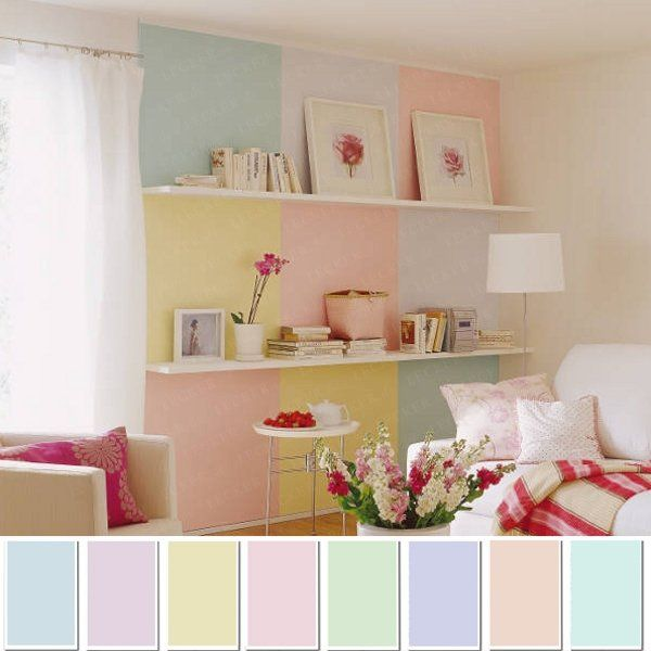 How To Choose Pastel Color Palettes In Bedroom Interior Tips Ideas