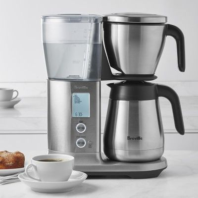 Breville Precision Brewer Drip Coffee Maker With Thermal Carafe Coffee Gifts Coffee Brewer Coffee Maker Machine