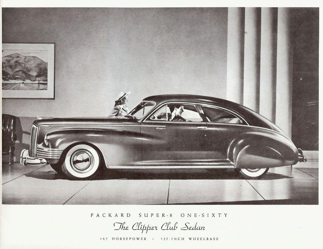 1942 Packard Senior Cars Packet-04   Post War American Cars   Pinterest