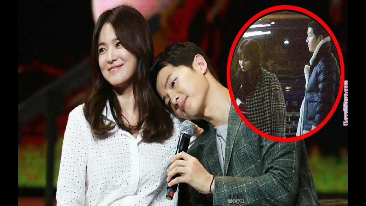 Joong Ki Dating Hye Kyo