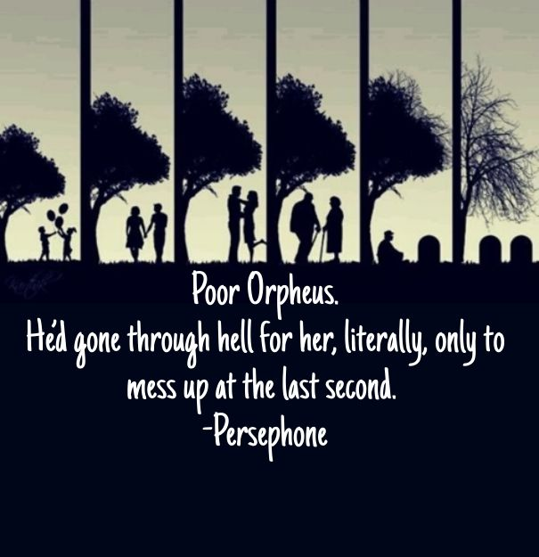Persephone Quote