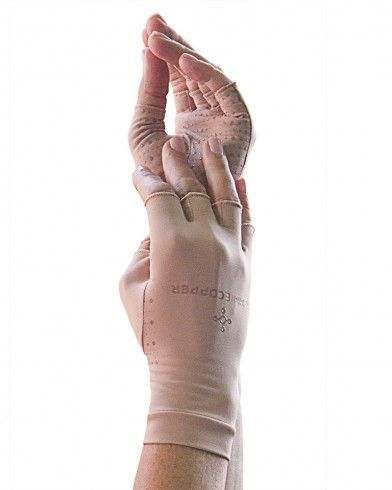 6d8cd20695 Women's Core Compression Half Finger Gloves - Compression Gloves - Women