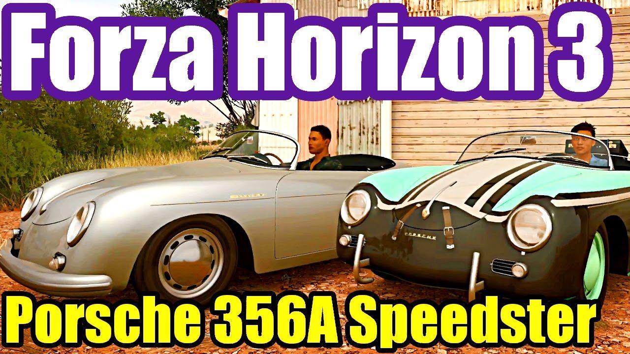 Porsche 356A Speedster Barn Find