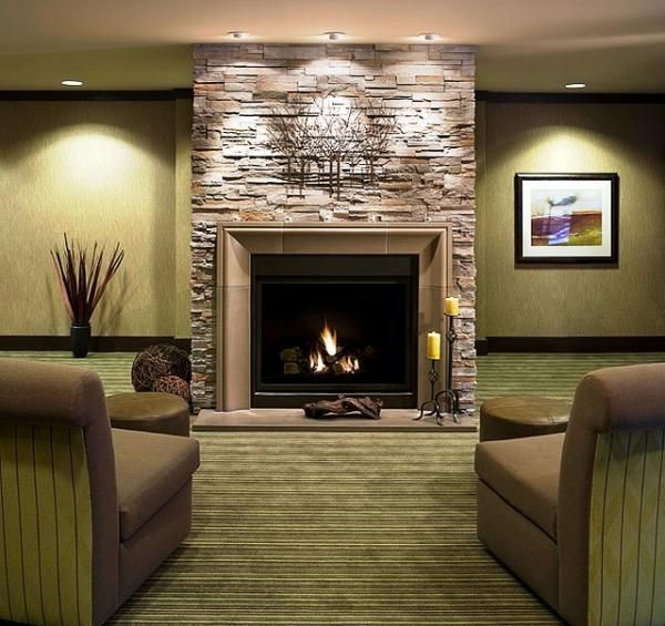 Lamps For Fireplace Mantels | Desainrumahkeren.com