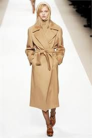 Max Mara -best camel coats ever!