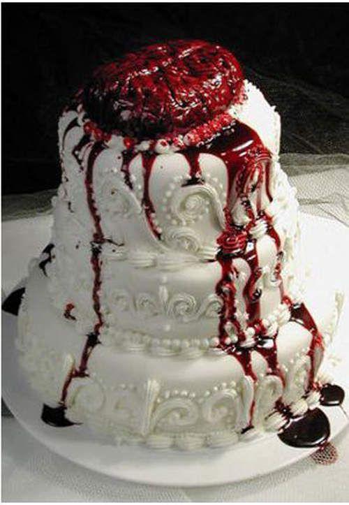 15款《殭屍蛋糕》讓人食欲全消的詭異蛋糕(吐)