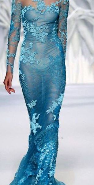 Abed Mahfouz COUTURE SPRING/SUMMER