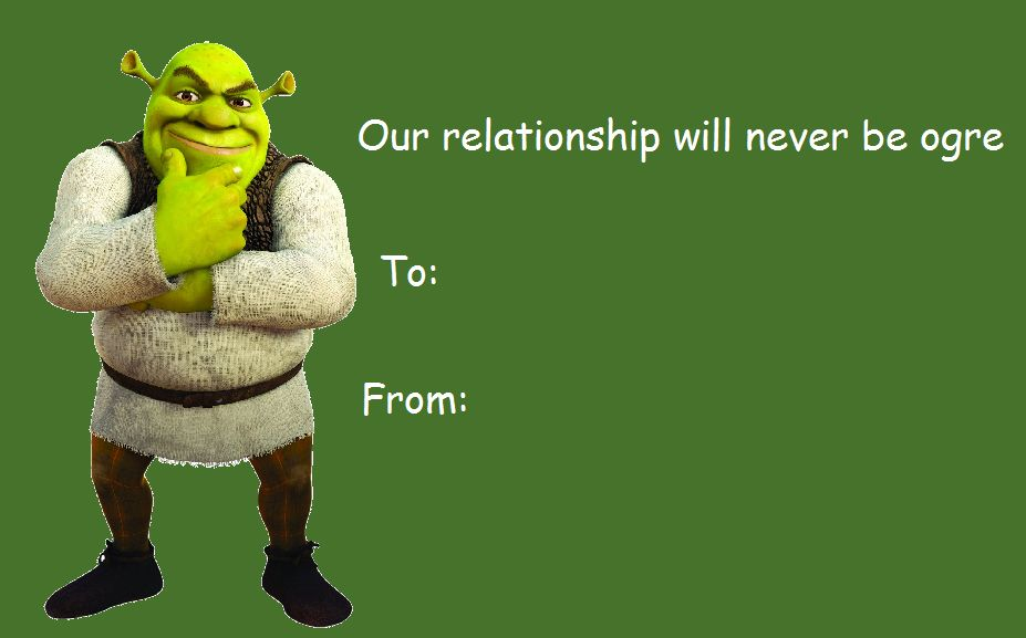 Wholesome Quote Wallpaper Shrek Is Love Shrek Is Life By Pastelkitty14 On
