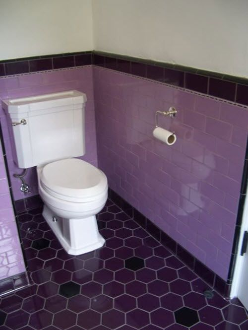 1 MLN Bathroom Tile Ideas | Bathrooms | Pinterest | Tile Ideas, Purple  Bathrooms And Bathroom Tiling