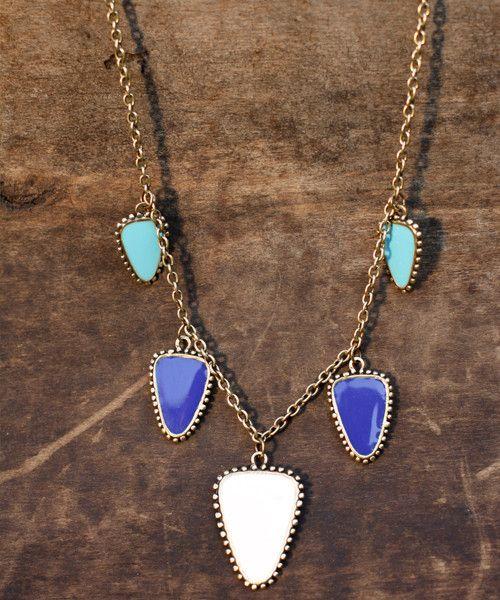 Arrowhead Amulets Necklace. dream collective