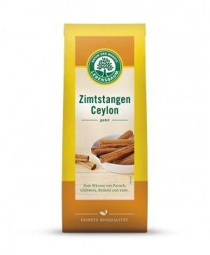 Sklep Ze Zdrowa Zywnoscia Bio Zywnosc Biotojestto Pl Lebensbaum Eko Cynamon Cejlonski Laska 6szt Toothpaste Food Drinks