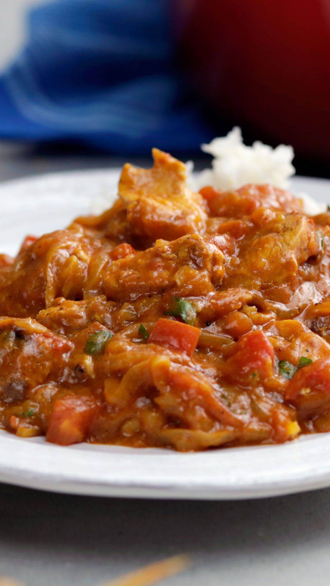 Chicken Tikka Masala #indianfood