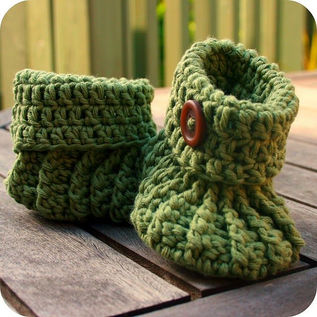Idea Might Work With Bootie Pattern I Already Have The One With