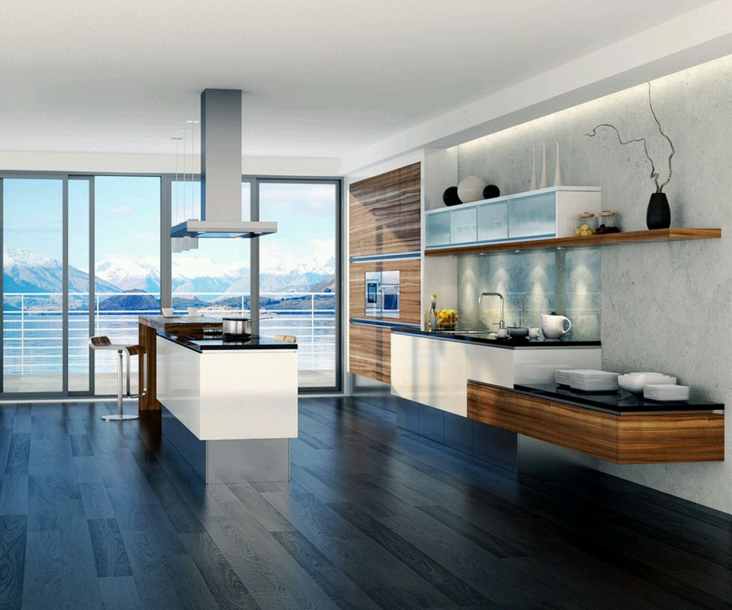 Kitchy Kitchen Decor: Contemporary Kitchen Images