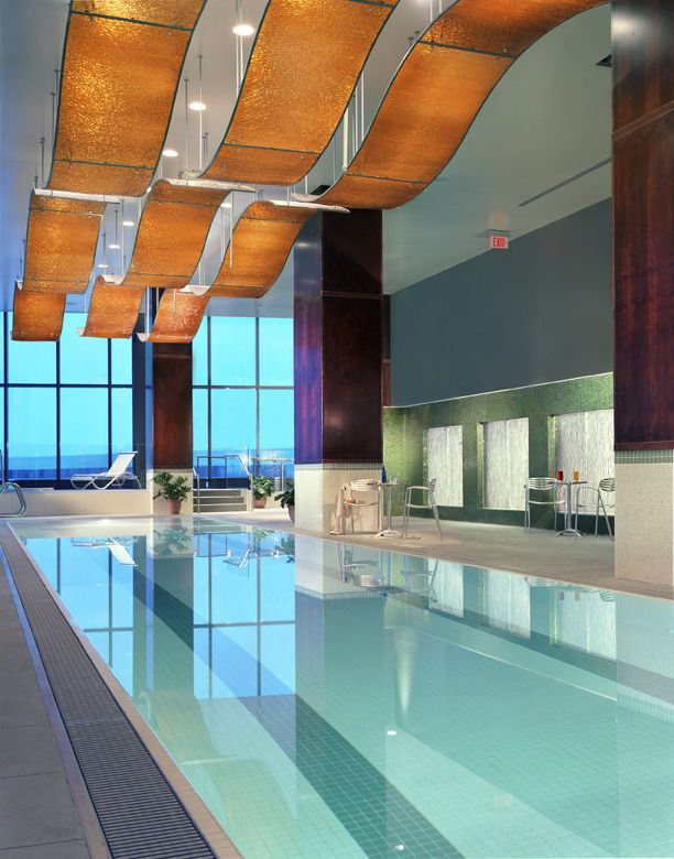 The Infinity Pool At Turning Stone Tower